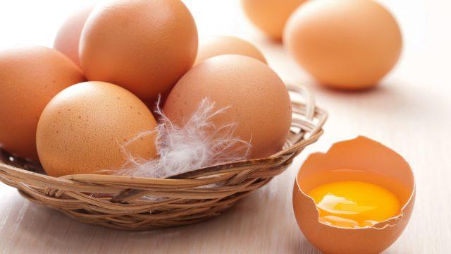 Конфискация яиц