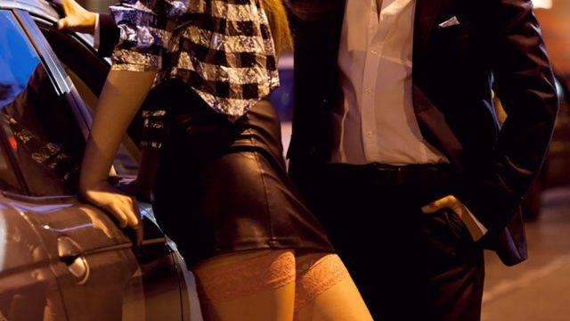 заниятие проституцией