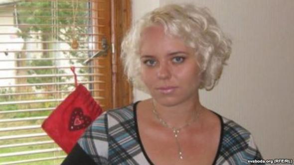 заключённая Ольга Класковская