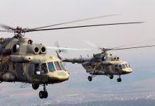 вертолёты Ми-17