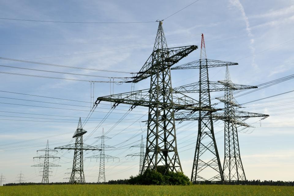 экспорт электроэнергии