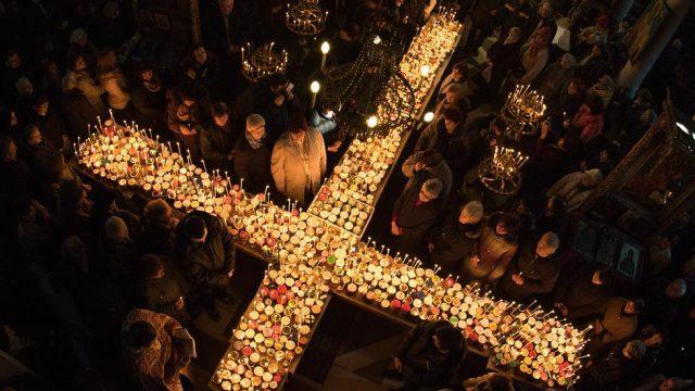праздник святого Хараламбуса