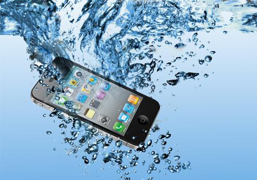 айфон и вода