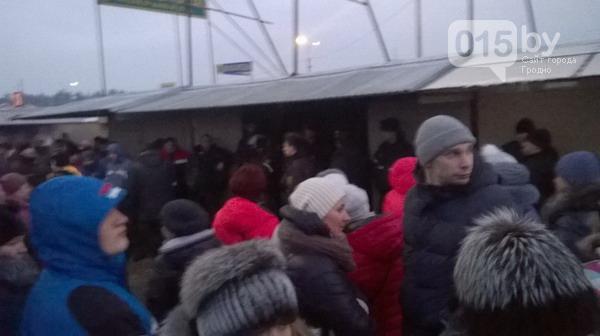 Бунт в Гродно: 400 предпринимателей возмутились действиями налоговиков