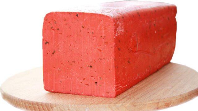 Красный сыр