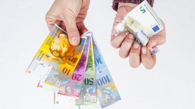 Франки и Евро