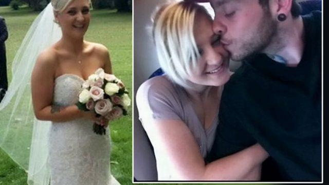 Избитая невеста