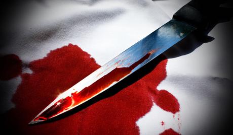 B Борисовском районе россиянин нанес молодой женщине несколько ножевых ранений