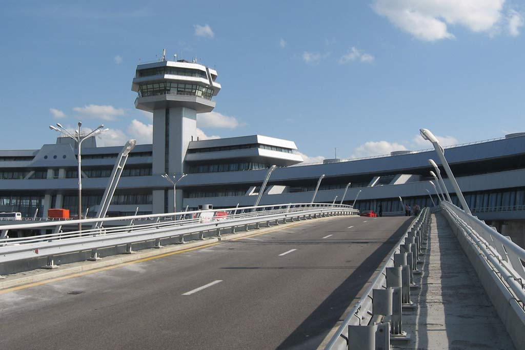 Аэропорт Минск 1