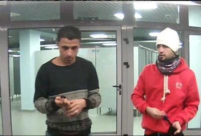 В Минске двое молодых людей обокрали раздевалку