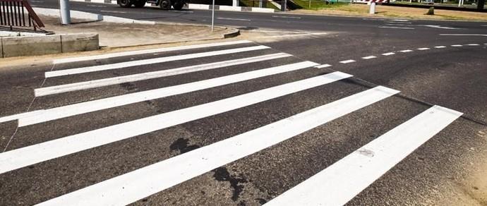 В Минске около возле пешеходного перехода автомобиль сбил мужчину насмерть