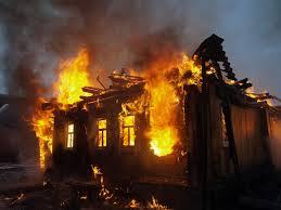 Пожар в Сморгонском районе - один человек погиб