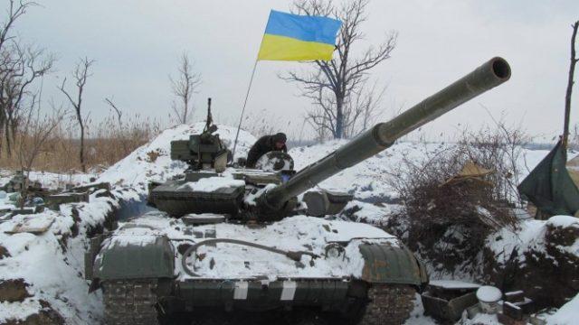 тяжелое вооружение украины