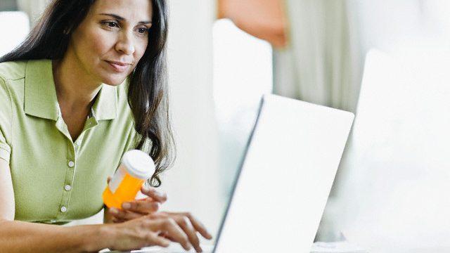 лекарства через Интернет