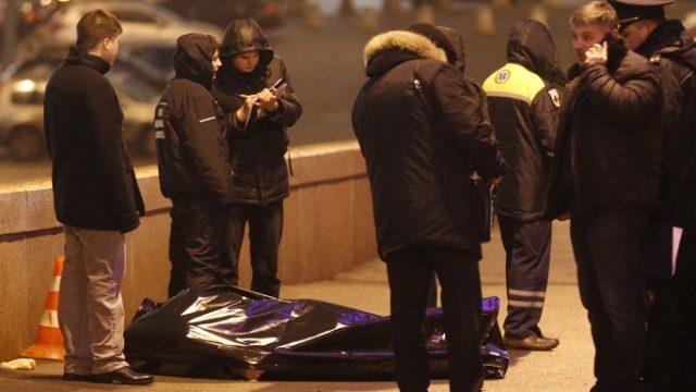 подозреваемые в убийстве Немцова задержаны