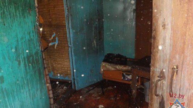 на пожаре погибли трое детей