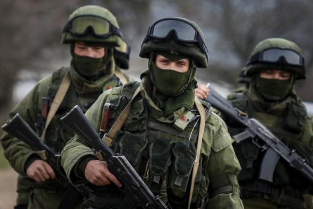 Солдаты Россия