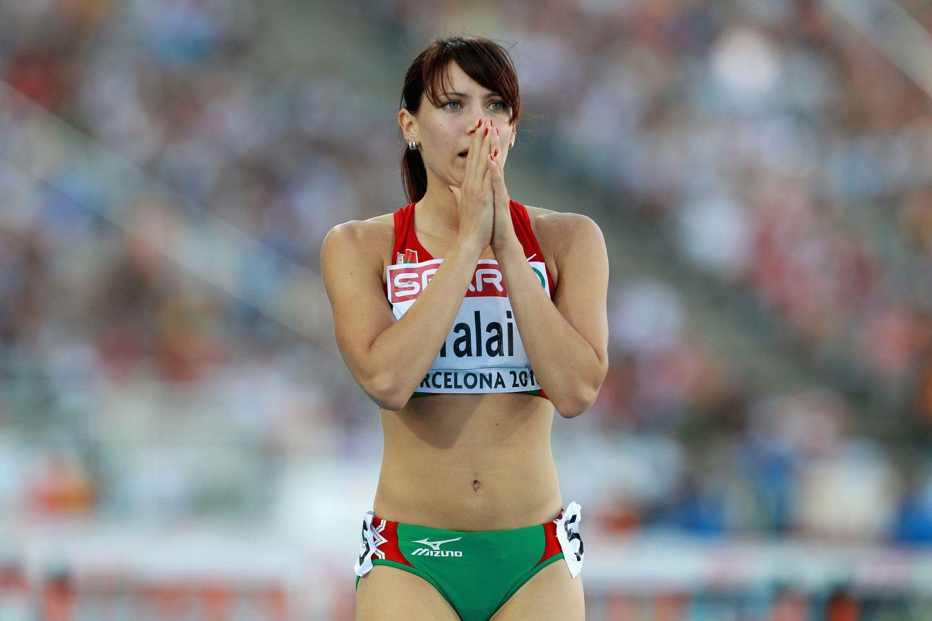 Самая сексуальная российская спортсменка по легкой атлетике правы