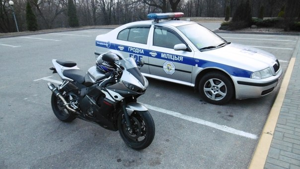 Лихач - мотоциклист