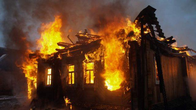Жертвы пожара