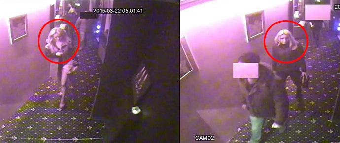 В Минске две девушки ограбили иностранца и выпрыгнули в окно