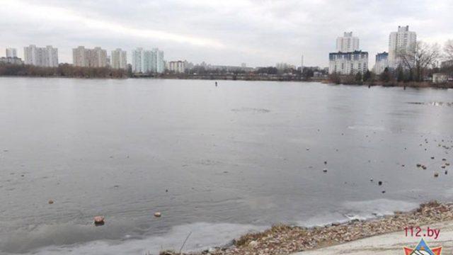 В Минске в Чижовском водохранилище нашли труп мужчины