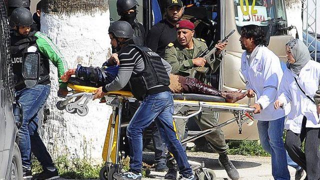 Заложники Туниса