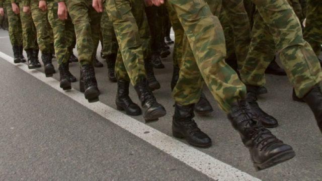 Самоубийство солдата