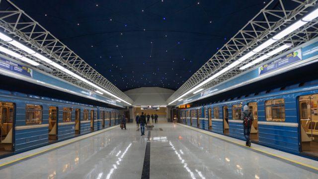Инцидент в метро
