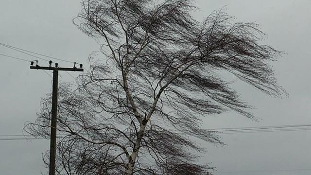30 марта метеорологи объявили оранжевый уровень опасности