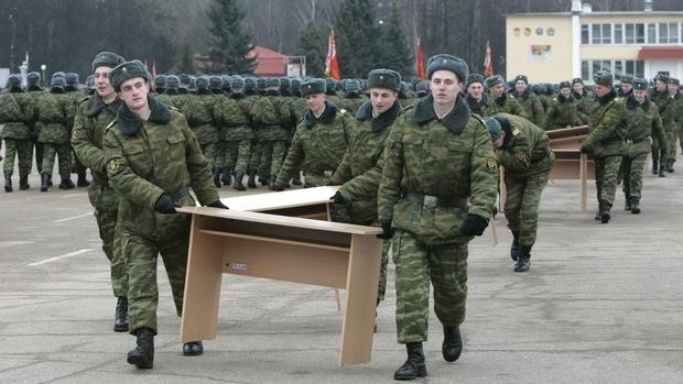 Устав военнослужащих