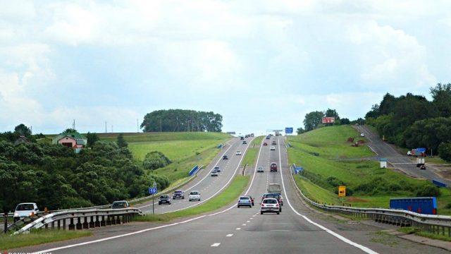 Ограничение на дорогах