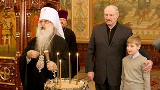 Лукашенко про Пасху