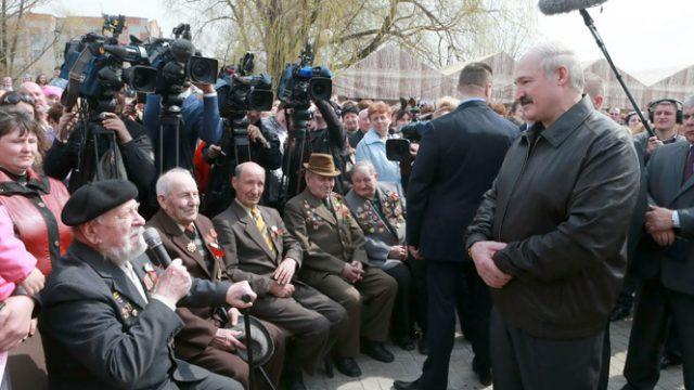 Лукашенко про ЧАЭС