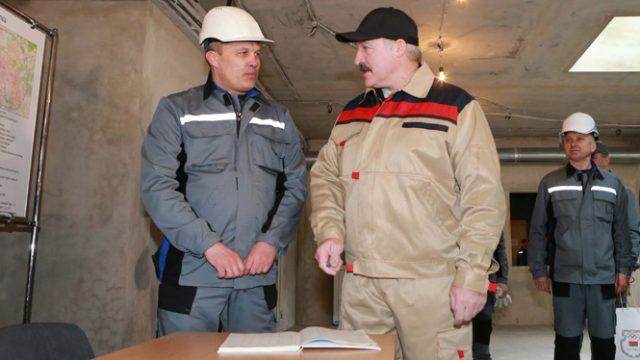 Лукашенко про субботник