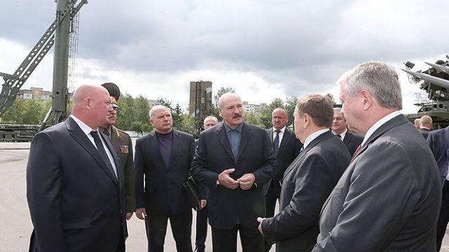 Поездка Лукашенко