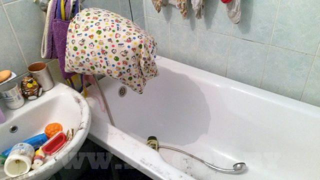В Гомеле молодая мать утопила своих детей в ванной