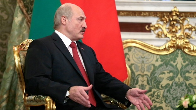 Лукашенко про суды