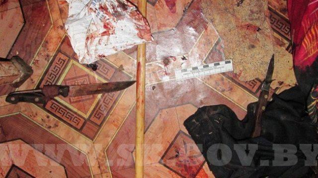 В Ушачском районе престарелые супруги убили друг друга