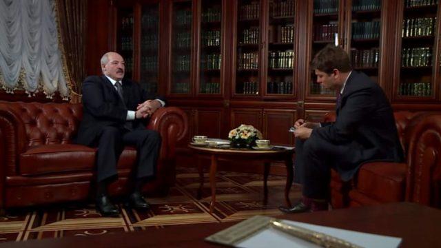 Лукашенко про Украину