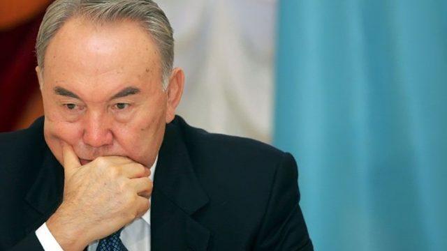 Назарбаев на выборах