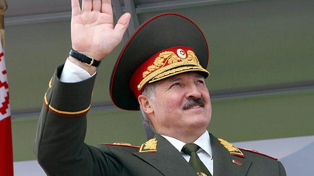 Лукашенко про парад