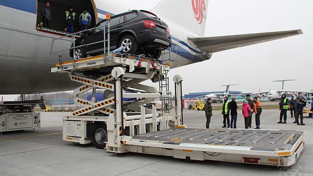 кабриолет из Китая
