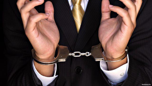 Арест гендиректора