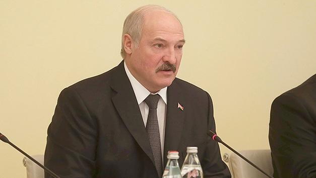 Лукашенко про Минск