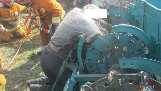 В Волковысском районе мужчина погиб при посадке картофеля