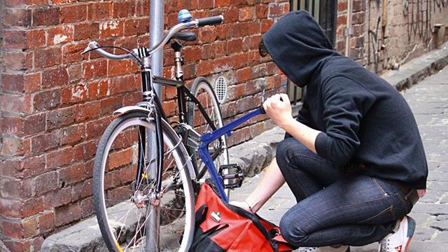 17-летний минчанин подозревается в краже велосипедов
