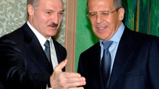 Лавров про Лукашенко