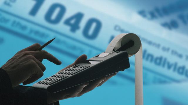 Мужчине насчитали 25,1 млн. рублей налога за деньги, взятые в долг