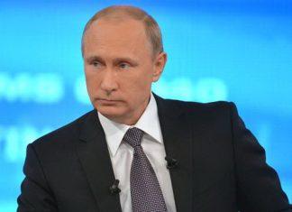 """Президент России Владимир Путин сегодня, 16 апреля, провёл традиционную """"прямую линию"""", ответив на 74 вопроса за 3 часа 57 минут"""